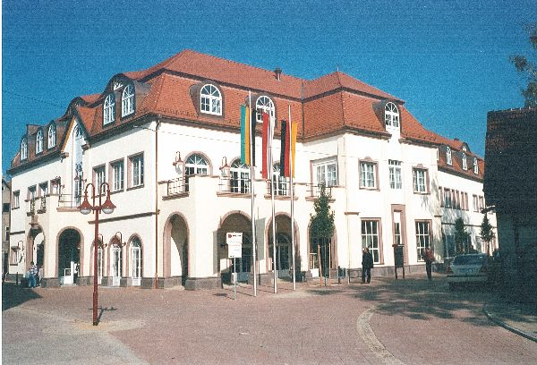 Stadthalle Apolda Königstrasse